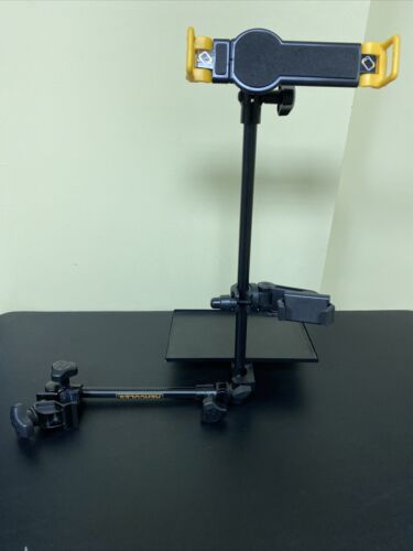 Hercules Stands DG320B Adjustable Keyboard Stand Tablet Holder Shelf And Phone - $49.00
