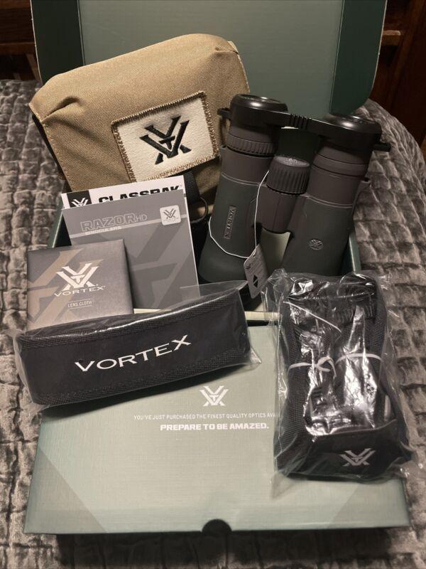 Vortex Razor HD 10x50 Binocular RZB-2103 | Lifetime Warranty | New