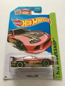 Hot Wheels Toyota Supra Super Treasure Hunt