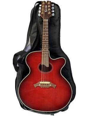 Crafter M70E Acoustic Electric Mandolin w/ Soft Gig Bag NICE