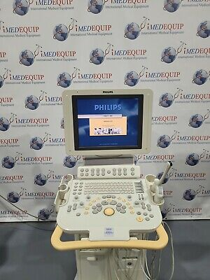 Philips Hd11xe Ultrasound Shared System