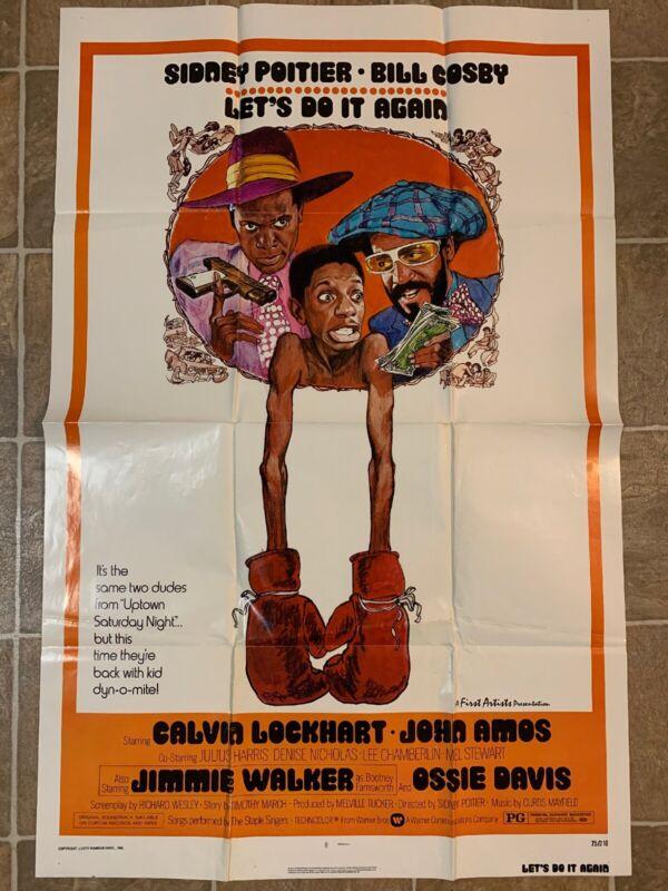 1975 Sidney Poitier Bill Cosby Let