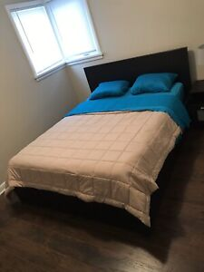 $600 Large Room for Rent - Near St Boniface