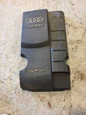 2006 Audi A4 B7 2.0TFSI BWE Engine Cover 06D103925A