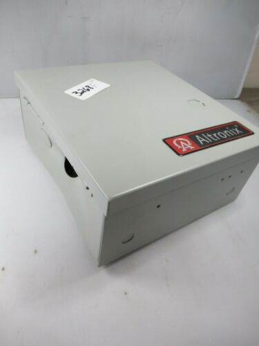 Altronix Sav9D DC CCTV Power Supply Class 2 PTC Protected (See Desc) #3268F