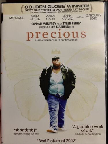 Precious Based On The Novel Push By Sapphire DVD, 2009  - $0.99