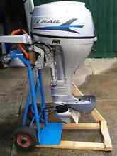 sail 9.9 4 stroke outboard Tullamarine Hume Area Preview