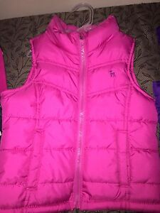 Vests: Girls size 5, $5 each