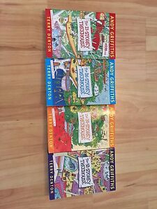 Andy Griffiths Treehouse books Albany Creek Brisbane North East Preview
