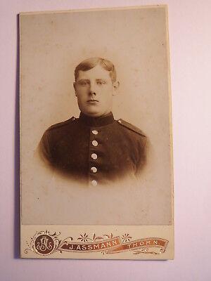 Thorn - Soldat in Uniform - Regiment IR 21 / CDV
