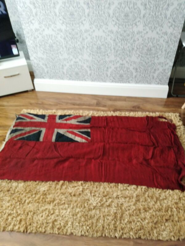 Vintage British Ensign Flag