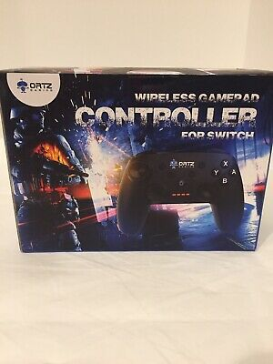 Ortz Wireless Gaming Controller Nintend Switch GamePad Remote - Best PC (Best Usb Controller For Pc)