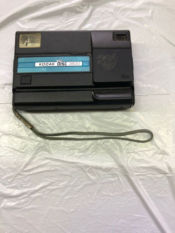 Kodak Disc 3600 Camera