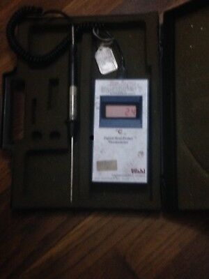 Wahl Thermocouple 1370mvx Type K