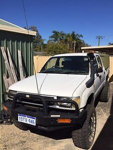 1998 Toyota Hilux dual cab Camillo Armadale Area Preview