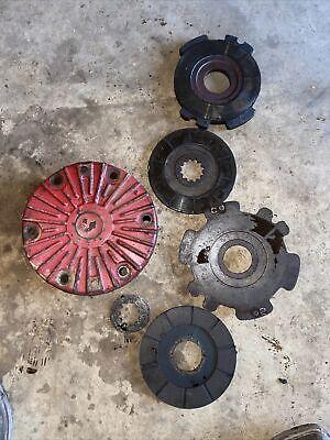 International Farmall 856 1206 1256 Used Brake Drum Friction Disc Plates