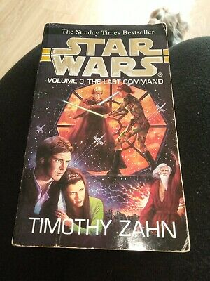 Star wars The Last Command Volume 3 By Timothy Zahn Paperback