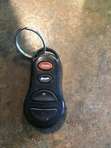 Manette originale jeep liberty