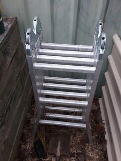 Ladder building