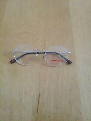 Damen  brillengestell Prada ,neu,Titan, Made in Italien