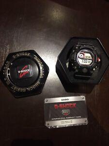 Casio Rangeman G-Shock Watch