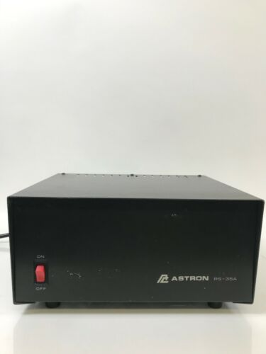 ASTRON RS-35A Power Supply – Free Shipping