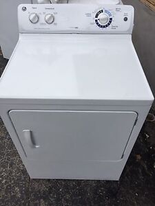GE Dryer and GE Washer $85 each great condition!