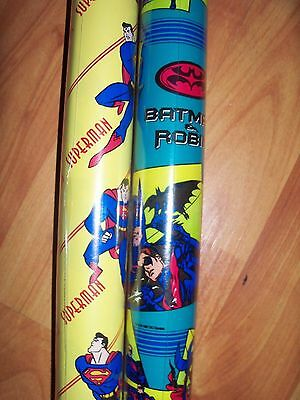 Unique Superhero Gifts (Kids Superhero Gift Wrap Wrapping Paper 12.5sq ft 30