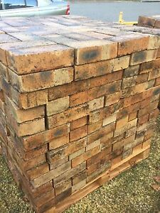 Solid brick pavers 230 x 115 x 70 Adamstown Heights Newcastle Area Preview