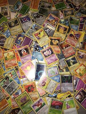 Pokemon 50 Card Lot NM-LP GUARANTEED Holos, EX, Or Vmax And NO Duplicates