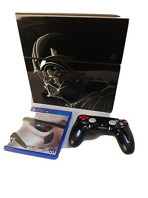 PlayStation 4 PS4 500GB Star Wars: Battlefront Limited Edition Console Black
