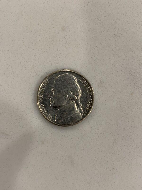 1942-1945 Jefferson silver war nickel