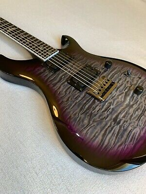 2019 PRS SE Mark Holcomb Signature Guitar! Lightly Modified, Great Condition!!