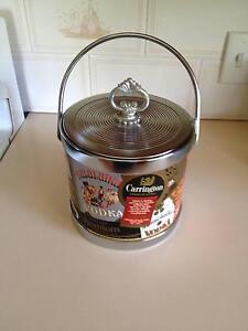 Metal Vintage Retro Wine Cooler / Ice Bucket Pine Mountain Ipswich City Preview