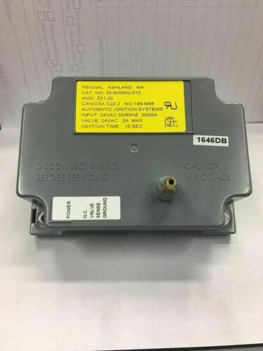 9857-116-003 - NEW ORIGINAL OEM Ignition Control Module / Box - Dexter Dryer