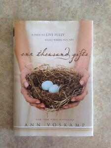 One Thousand Gifts By Ann Voskamp