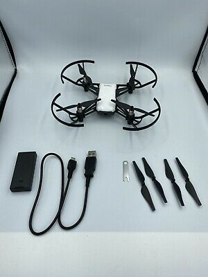 DJI Tello RC Drone FPV Quadcopter With 720 HD WIFI Camera Extra set of propellor