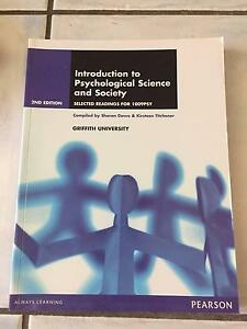 Introduction to Psychological Science and Society Upper Coomera Gold Coast North Preview