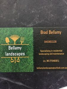Bellamy landscapes and maintenance Nowra Nowra-Bomaderry Preview
