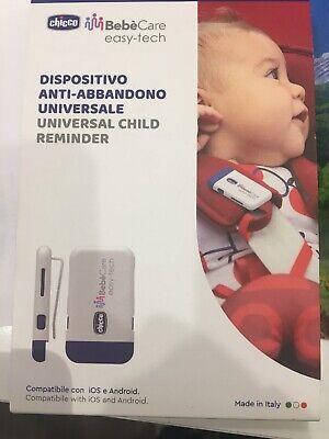 Chicco Dispositivo Anti Abbandono Universale Baby Neonato