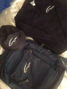 Laverton collage school uniform,polo tops X 4, 2 X jumpers bag , hat Point Cook Wyndham Area Preview