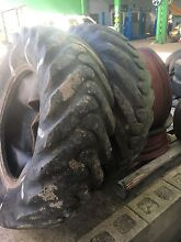 16.9 x 28 tractor tyres Armidale 2350 Armidale City Preview