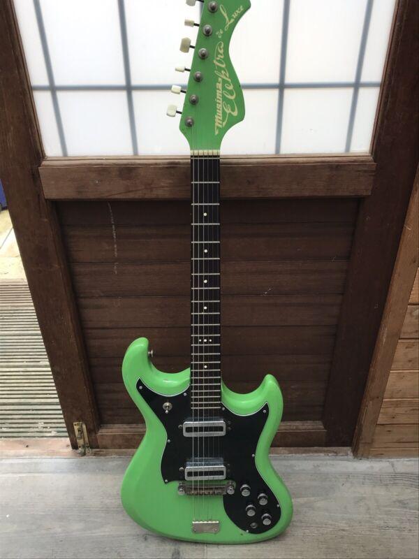 Musima Elektra Deluxe Rare 60,s Guitar
