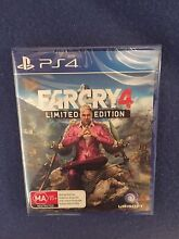 Farcry 4 PS4 Game Sealed Mill Park Whittlesea Area Preview