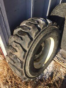 12-16.5 N.H.S 10 ply Primex Skid Steer Tire $200
