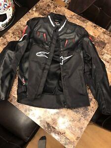 Alpinestars riding jacket Size Large