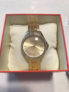 Kate Spade women's gold watch Yagoona Bankstown Area Preview