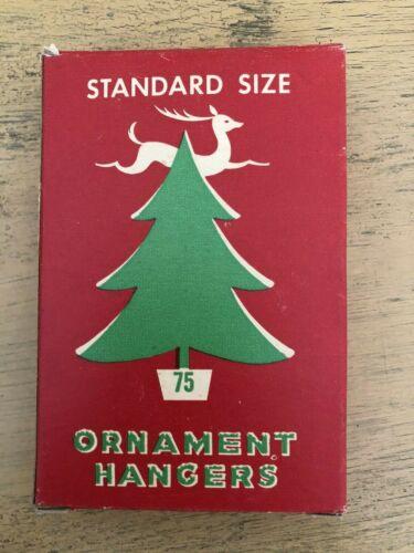Vintage National Tinsel Mfg Christmas Ornament Hanger Box