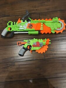 Nerf Brain Saw Bundle-Like new