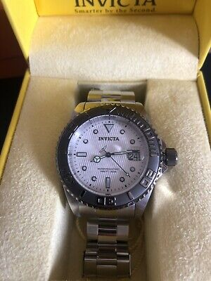 Invicta Mens Pro Diver Champagne Automatic 24 Jewels NH35A 200M Watch